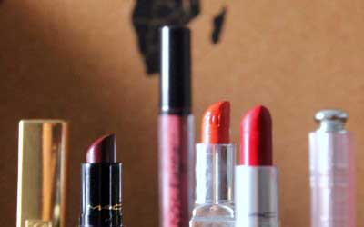 6 Lipsticks A Woman Should Own